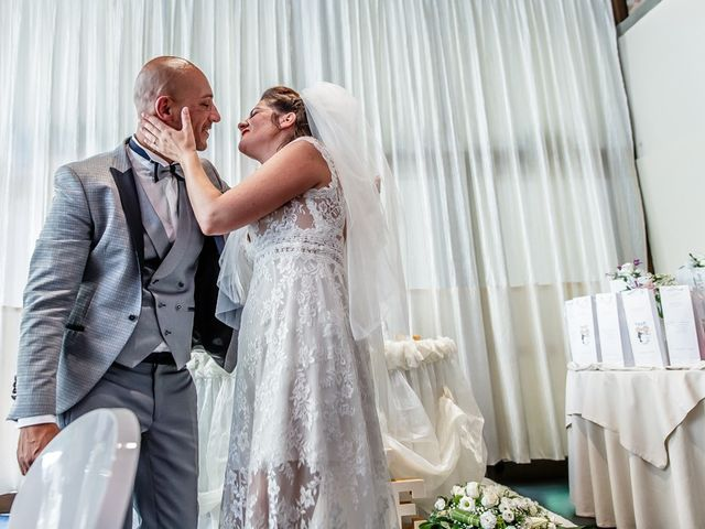 Il matrimonio di Gennaro e Ezia a Palazzolo sull'Oglio, Brescia 116