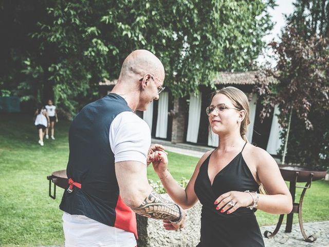 Il matrimonio di Gennaro e Ezia a Palazzolo sull'Oglio, Brescia 124