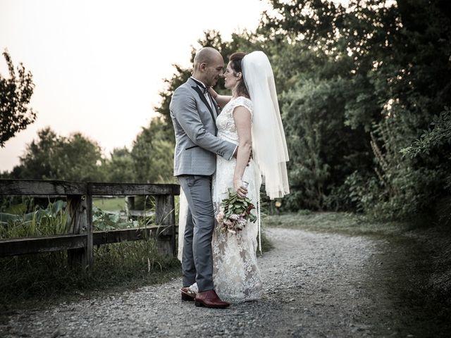 Il matrimonio di Gennaro e Ezia a Palazzolo sull'Oglio, Brescia 2