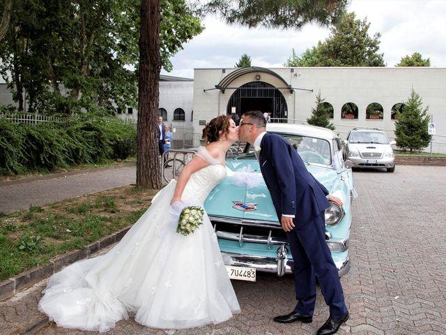 Il matrimonio di Giuseppe e Bianca a Cinisello Balsamo, Milano 11