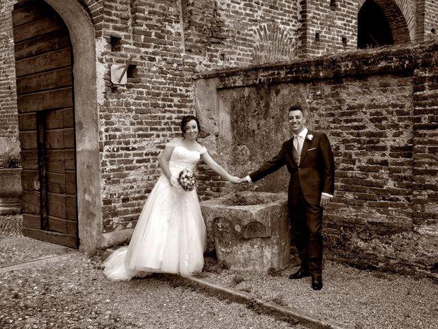 Il matrimonio di Giuseppe e Bianca a Cinisello Balsamo, Milano 12