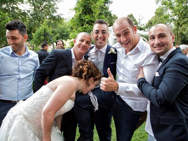 Il matrimonio di Giuseppe e Bianca a Cinisello Balsamo, Milano 49