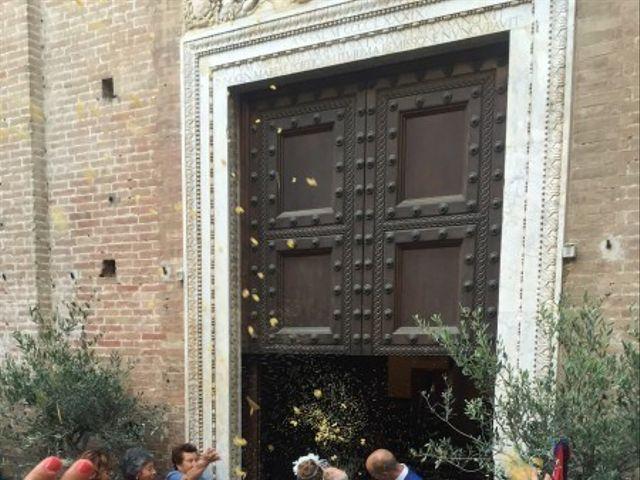 Il matrimonio di Francesco e Giulia a Siena, Siena 6
