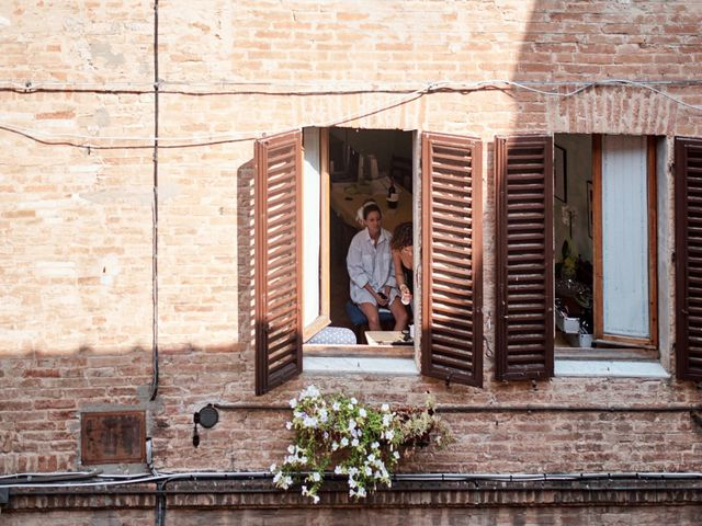 Il matrimonio di Francesco e Giulia a Siena, Siena 1