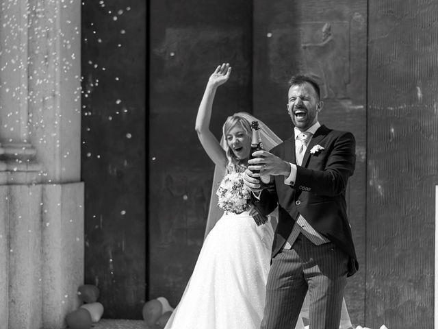 Le nozze di Cecilia e Alain