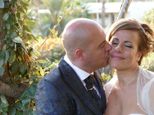Il matrimonio di Bruna e Mario a Tortolì, Nuoro 16