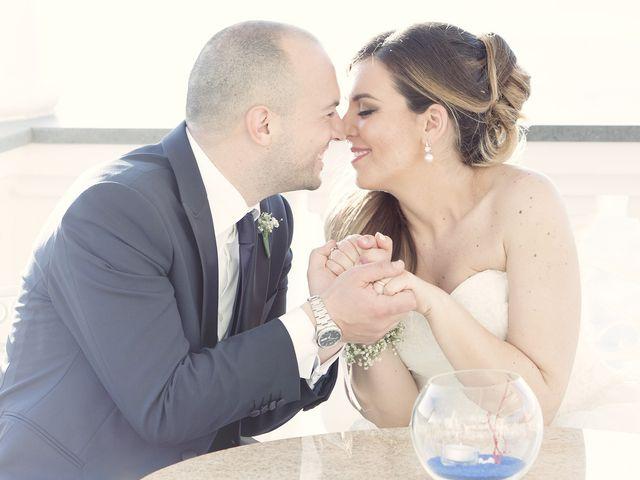 Le nozze di Jessica e Danilo
