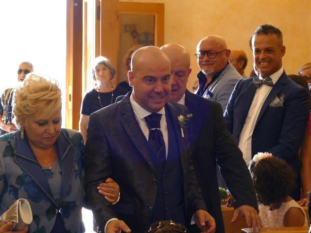 Il matrimonio di Bruna e Mario a Tortolì, Nuoro 38