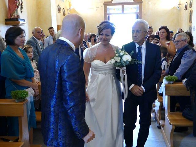 Il matrimonio di Bruna e Mario a Tortolì, Nuoro 39