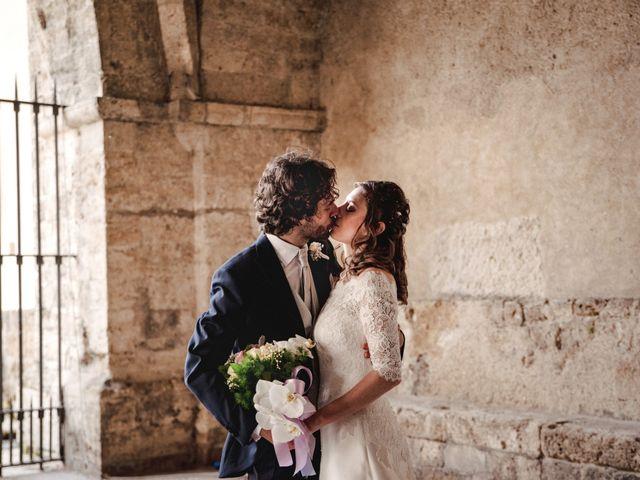 Le nozze di Manuela e Tito