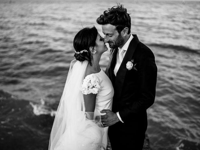 Le nozze di Luca e Martina