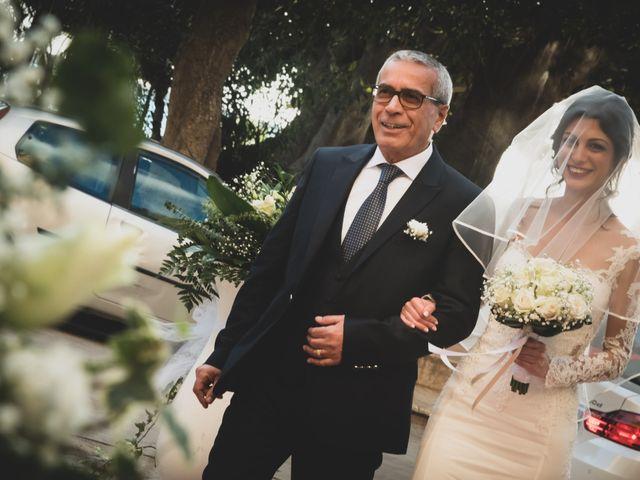 Il matrimonio di Giuseppe e Maria Giovanna a Mazara del Vallo, Trapani 20