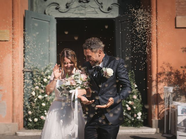 Le nozze di Emanuele e Michela