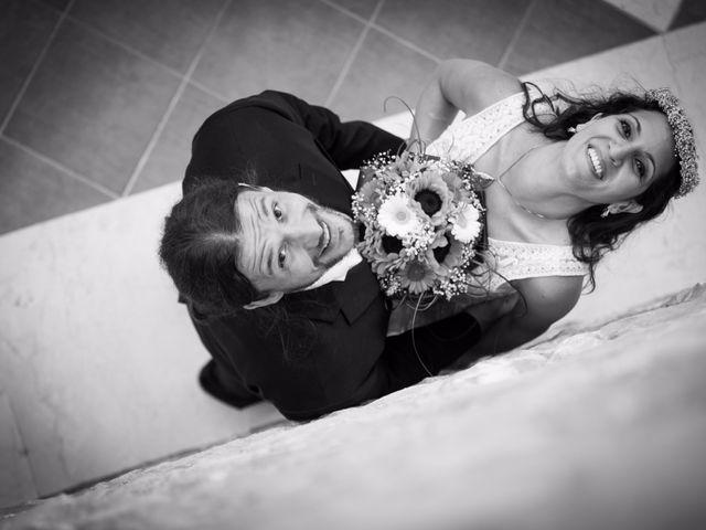 le nozze di Sheyda e Alessandro