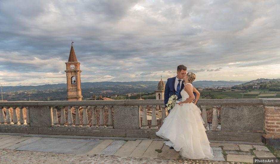 Il matrimonio di Vito e Barbara a Asti, Asti