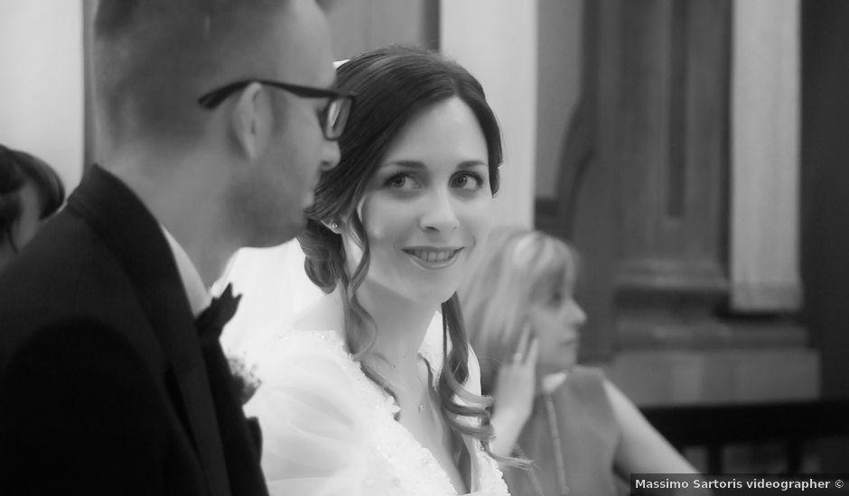 Il matrimonio di Mattia e Roberta a Flero, Brescia
