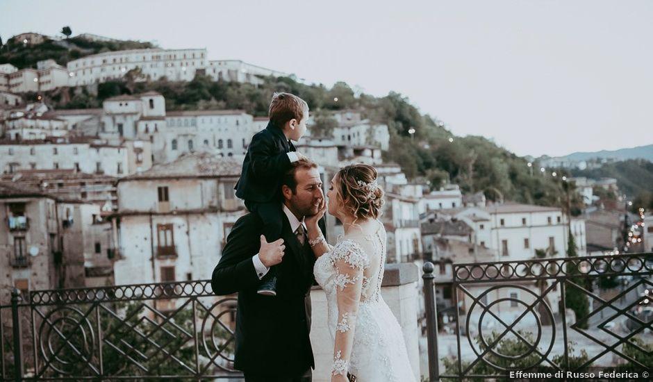 Il matrimonio di Mauro e Cinzia a Montalto Uffugo, Cosenza