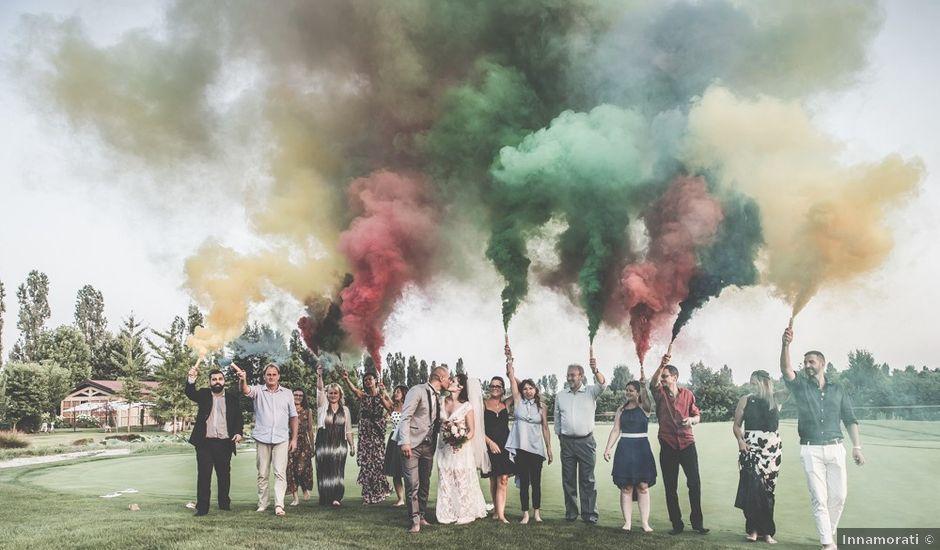 Il matrimonio di Gennaro e Ezia a Palazzolo sull'Oglio, Brescia