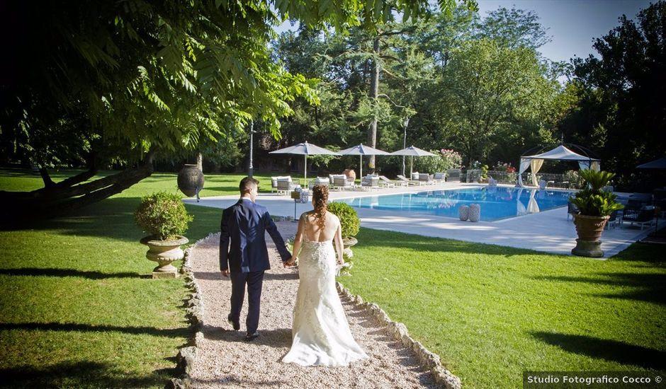Il matrimonio di Alessandro e Eleonora a Sirone, Lecco