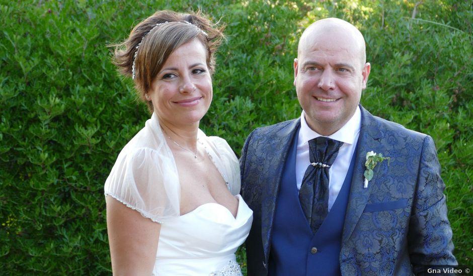 Il matrimonio di Bruna e Mario a Tortolì, Nuoro