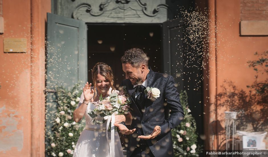 Il matrimonio di Michela e Emanuele a Castel Bolognese, Ravenna