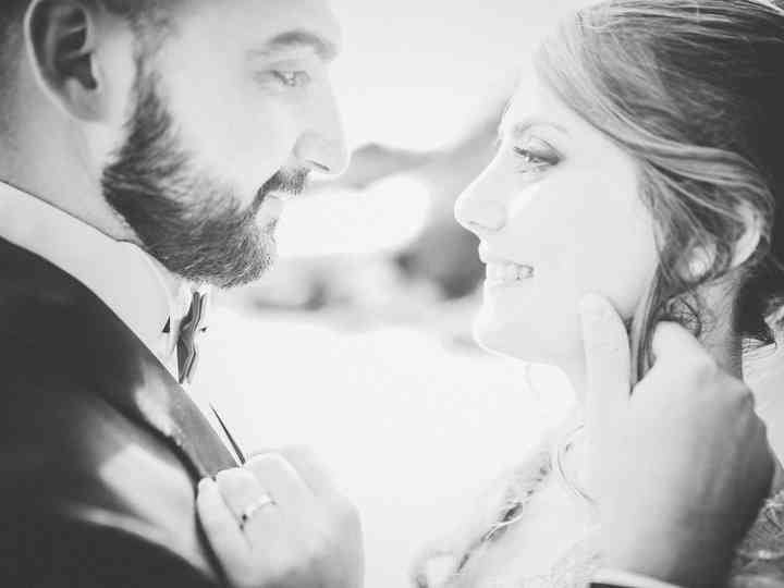 le nozze di Roberta e Antonio