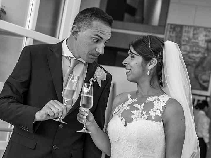 Le nozze di Paloma e Marco