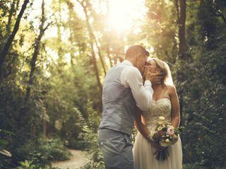 Le nozze di Carly e Michele