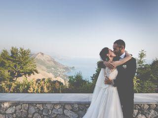 Le nozze di Fabiana e Simone