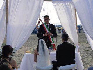 le nozze di Giorgia e Alessandro 1