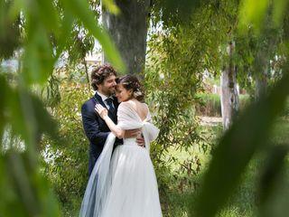 Le nozze di Gloria e Alessandro