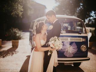 Le nozze di Astrid  e Francesco