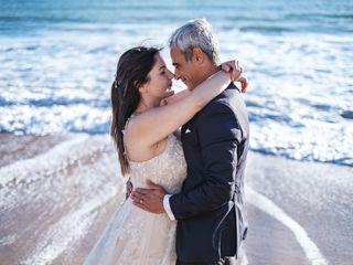 Le nozze di Bruno e Oriana