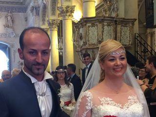 Le nozze di Giada e Rosario