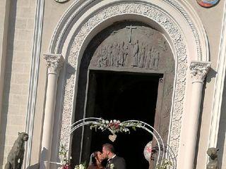 Le nozze di Gabriella e Giovanni  1