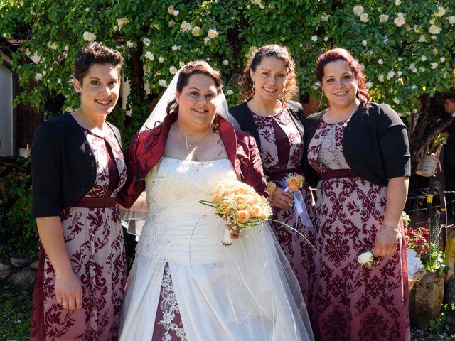 Il matrimonio di Davide e Paola a Monte Marenzo, Lecco 7