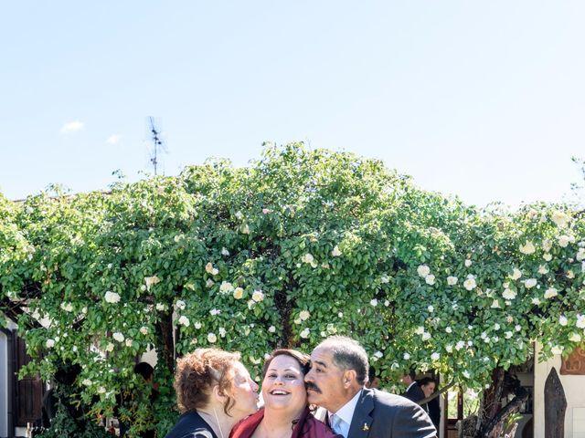 Il matrimonio di Davide e Paola a Monte Marenzo, Lecco 8