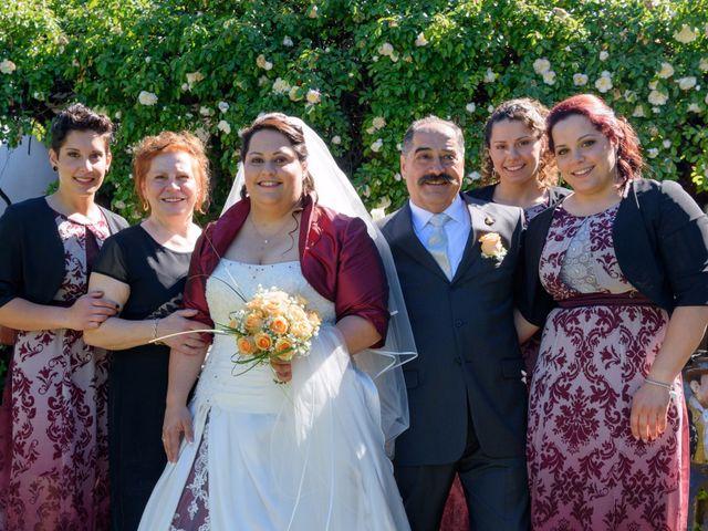 Il matrimonio di Davide e Paola a Monte Marenzo, Lecco 9