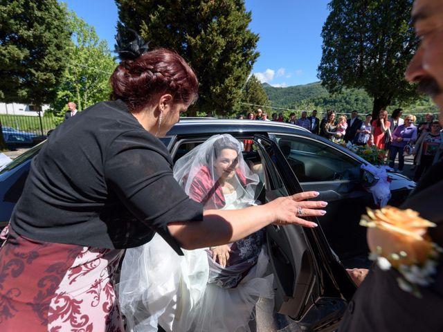 Il matrimonio di Davide e Paola a Monte Marenzo, Lecco 11