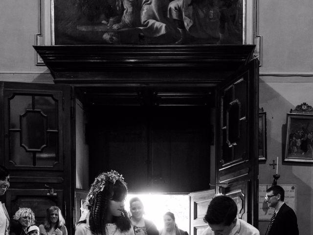 Il matrimonio di Davide e Paola a Monte Marenzo, Lecco 14