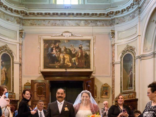 Il matrimonio di Davide e Paola a Monte Marenzo, Lecco 15