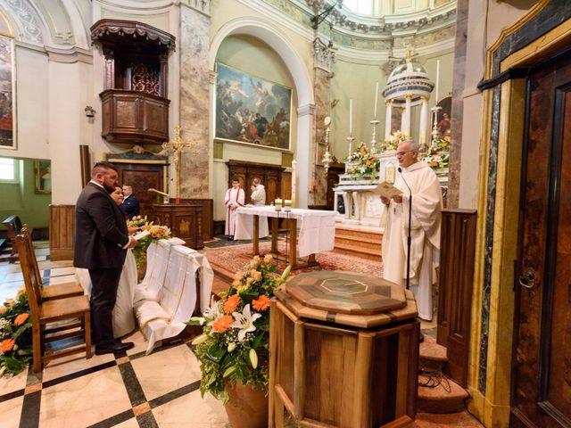 Il matrimonio di Davide e Paola a Monte Marenzo, Lecco 16
