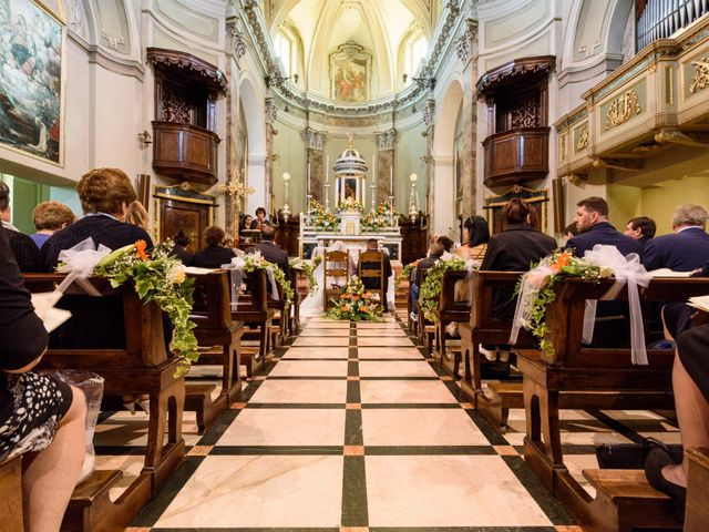 Il matrimonio di Davide e Paola a Monte Marenzo, Lecco 17