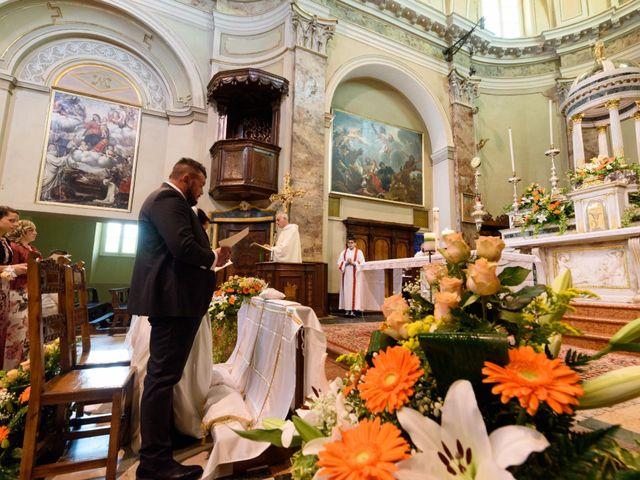 Il matrimonio di Davide e Paola a Monte Marenzo, Lecco 18