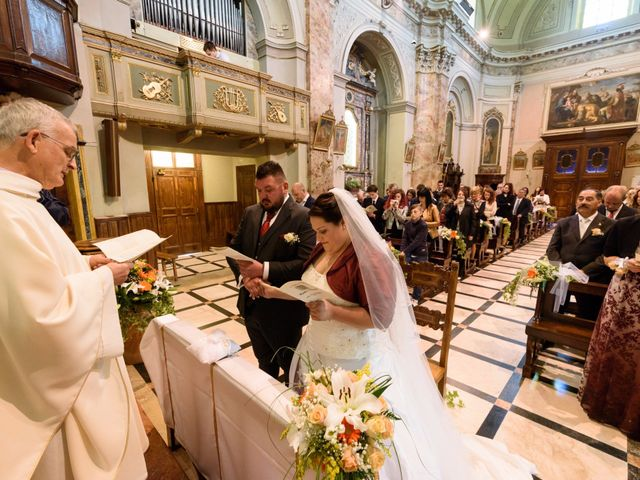 Il matrimonio di Davide e Paola a Monte Marenzo, Lecco 19