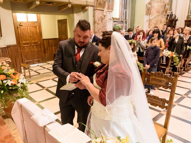 Il matrimonio di Davide e Paola a Monte Marenzo, Lecco 20
