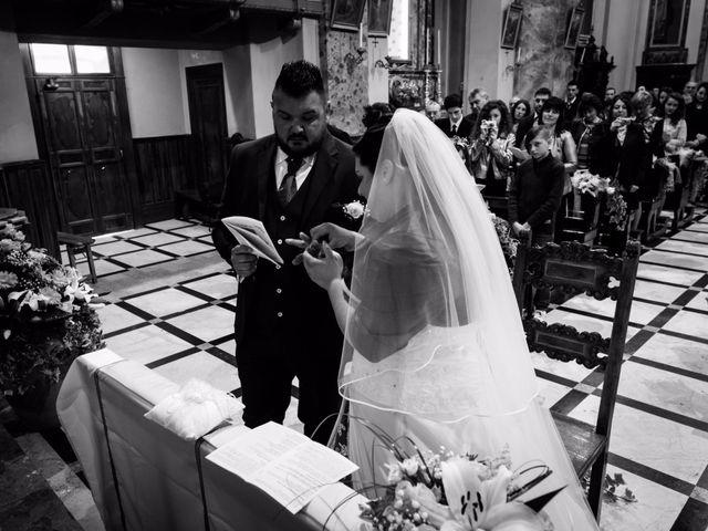 Il matrimonio di Davide e Paola a Monte Marenzo, Lecco 21