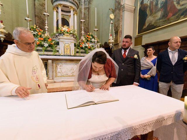 Il matrimonio di Davide e Paola a Monte Marenzo, Lecco 23