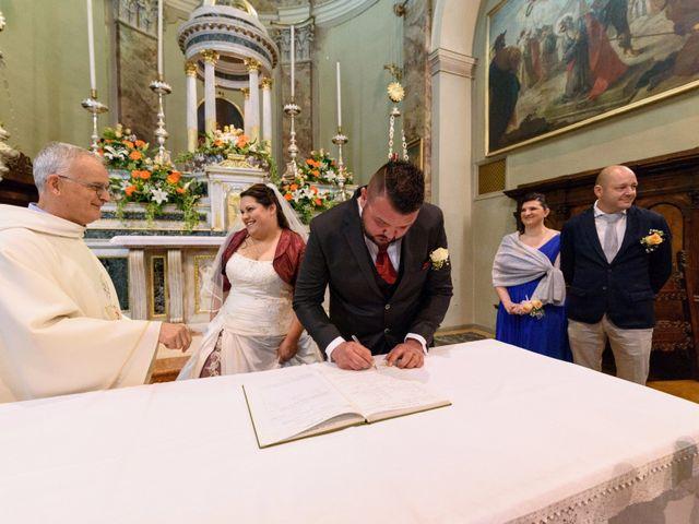 Il matrimonio di Davide e Paola a Monte Marenzo, Lecco 24
