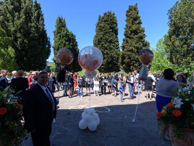 Il matrimonio di Davide e Paola a Monte Marenzo, Lecco 26